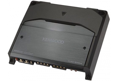 Kenwood - KAC-8404 - Car Audio Amplifiers