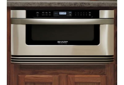 Sharp - KB-6002LS - Microwaves