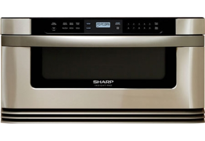 Sharp - KB-6014LS - Microwaves