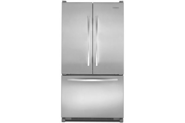 Kitchenaid Architect Series II French Door Bottom-Freezer Refrigerator