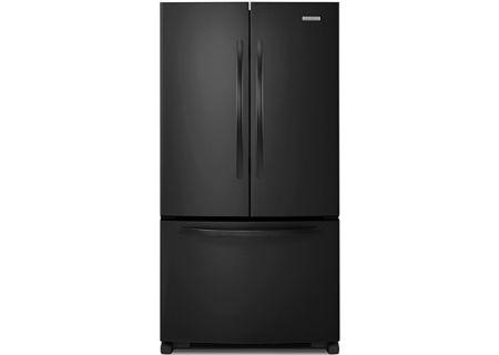 KitchenAid - KBFS25EWBL - Bottom Freezer Refrigerators