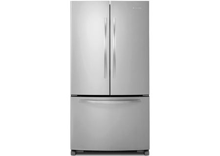KitchenAid - KBFS25EWMS - Bottom Freezer Refrigerators