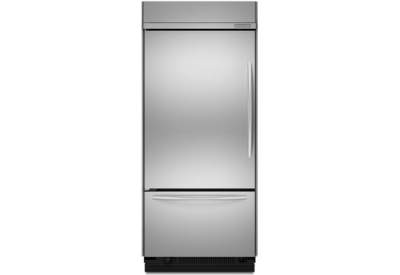 KitchenAid - KBLC36FTS - Built-In Bottom Mount Refrigerators