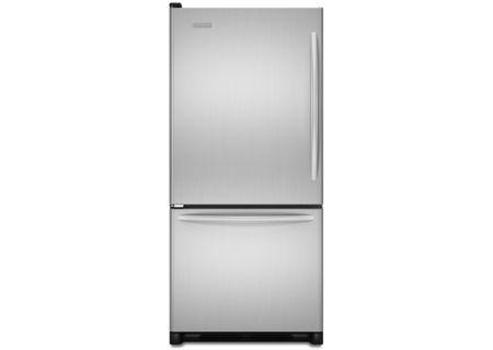 KitchenAid - KBLS19KTMS - Bottom Freezer Refrigerators