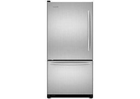 KitchenAid - KBLS20EVMS - Bottom Freezer Refrigerators