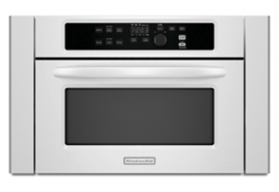 KitchenAid - KBMS1454SWH - Microwaves