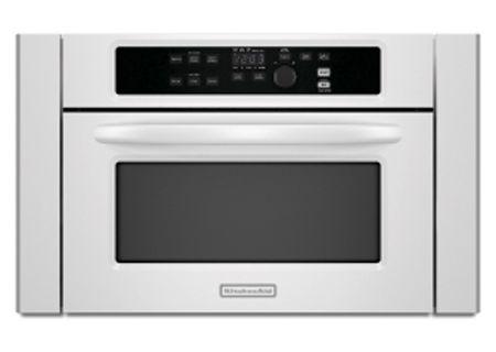 KitchenAid - KBMS1454SWH - Microwaves