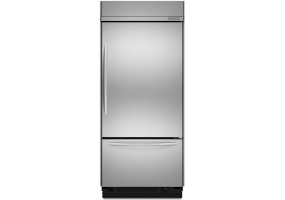 KitchenAid - KBRC36FTS - Built-In Bottom Mount Refrigerators
