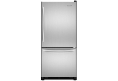 KitchenAid - KBRS19KTMS - Bottom Freezer Refrigerators