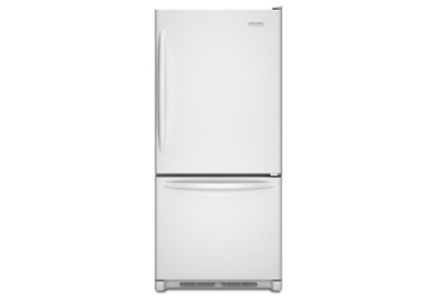 KitchenAid - KBRS19KTWH - Bottom Freezer Refrigerators