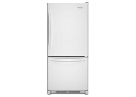 KitchenAid - KBRS19KTWH - Bottom Freezer Refrigerators