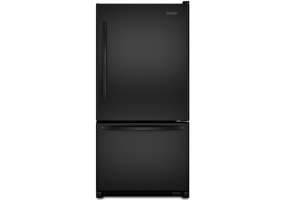 KitchenAid - KBRS20EVBL - Bottom Freezer Refrigerators