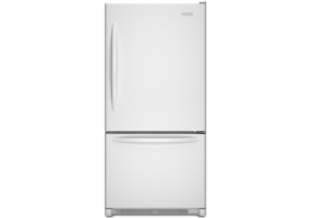 KitchenAid - KBRS20EVWH - Bottom Freezer Refrigerators