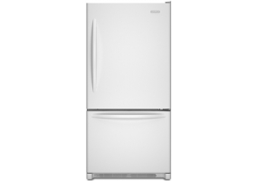 KitchenAid - KBRS22KVWH - Bottom Freezer Refrigerators