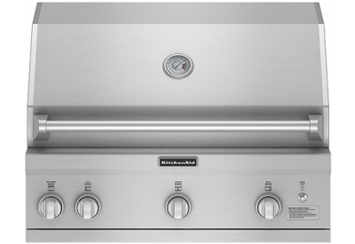 KitchenAid - KBSS361TSS - Built-In Grills