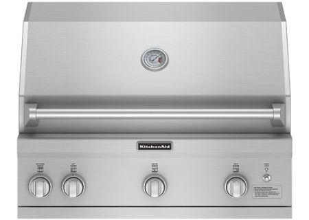 KitchenAid - KBSS361TSS - Built-In Grills