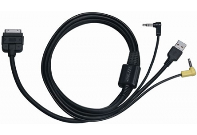 Kenwood - KCA-IP301V - Mobile iPod Adapters