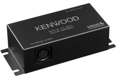 Kenwood - KCA-SR50 - Sirius Satellite Radio