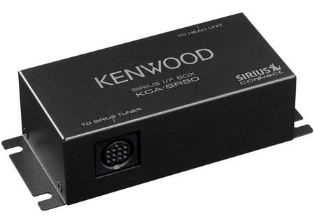 Kenwood - KCA-SR50 - Sirius Satellite Radio