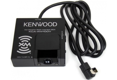 Kenwood - KCA-XM100V - XM Satellite Radio
