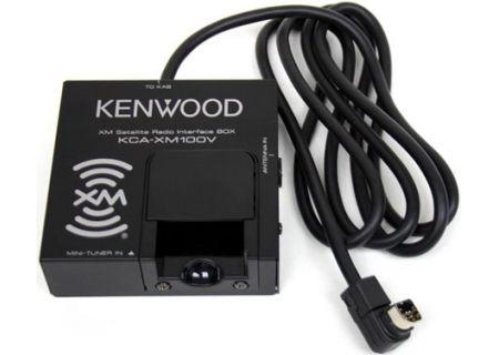 Kenwood - KCA-XM100V - XM Satellite Radio
