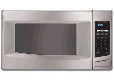 Kitchenaid Kcms1555rss Microwaves