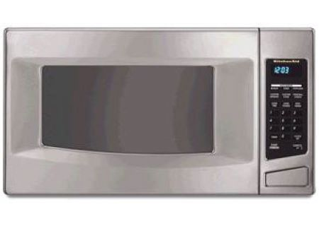Kitchenaid Stainless Steel Microwave Oven Kcms1555rss
