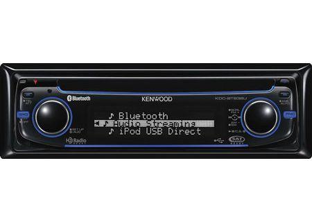 Kenwood - KDC-BT838U - Car Stereos - Single DIN