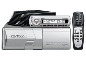 Kenwood - KDC-C521FM - Car Audio CD Changers