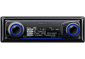 Kenwood - KDC-HD942U - Car Stereos - Single Din