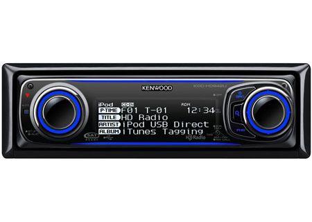 Kenwood - KDC-HD942U - Car Stereos - Single DIN