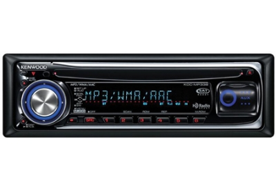 Kenwood - KDC-MP338 - Car Stereos - Single DIN