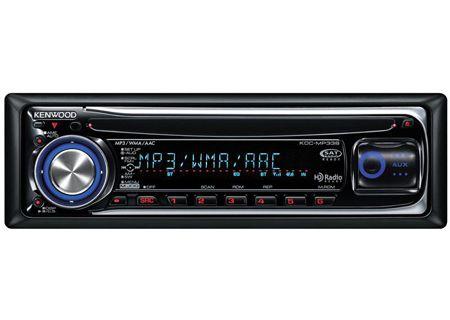 Kenwood - KDC-MP338 - Car Stereos - Single DIN