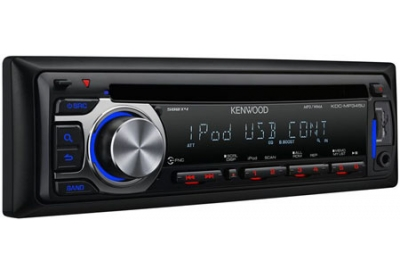 Kenwood - KDC-MP345U - Car Stereos - Single Din