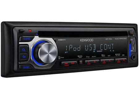 Kenwood - KDC-MP345U - Car Stereos - Single DIN