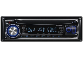 Kenwood - KDC-X492 - Car Stereos - Single Din