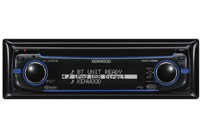 Kenwood - KDC-X592 - Car Stereos - Single Din