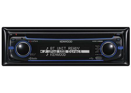 Kenwood - KDC-X592 - Car Stereos - Single DIN