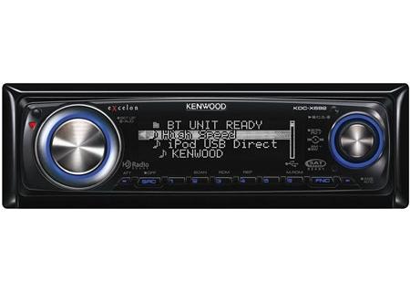 Kenwood - KDCX692 - Car Stereos - Single DIN
