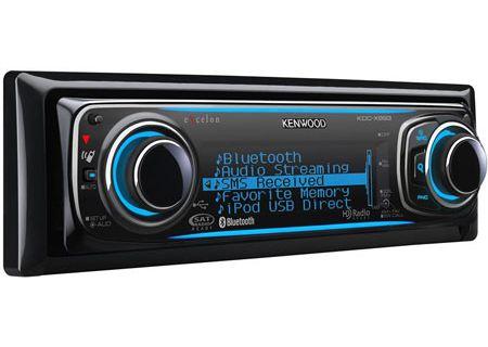Kenwood - KDC-X993 - Car Stereos - Single DIN