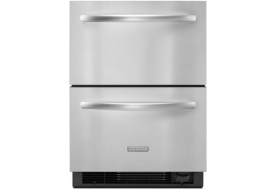 KitchenAid - KDDC24CVS - Undercounter Freezers