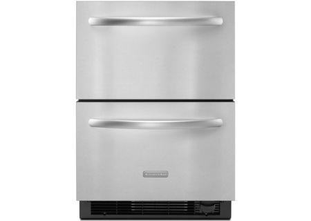 KitchenAid - KDDC24CVS - Compact Refrigerators