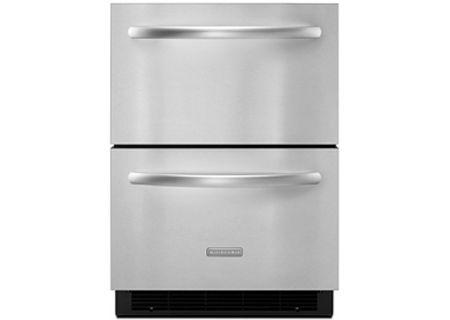 KitchenAid - KDDC24RVS - Compact Refrigerators