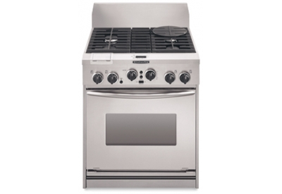 KitchenAid - KDRP707RSS - Dual Fuel Ranges