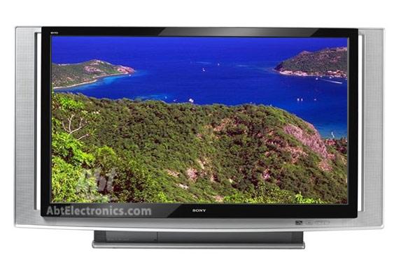 Sony Grand Wega 60 Quot Sxrd Rear Projection Tv In Silver