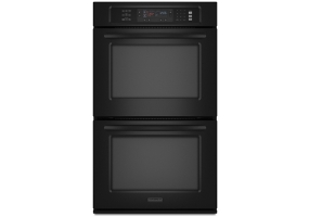 KitchenAid - KEBS207SBL - Built-In Double Electric Ovens