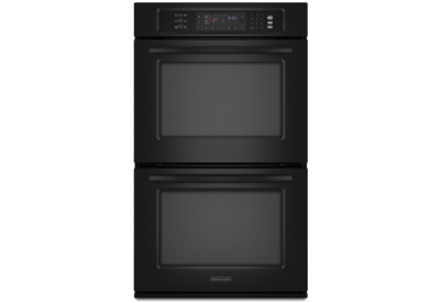 KitchenAid - KEBS207SBL - Double Wall Ovens