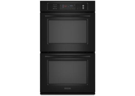 KitchenAid - KEBS207SBL - Double Wall Ovens