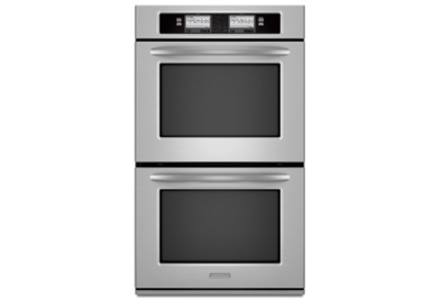 KitchenAid - KEBU208SSS - Double Wall Ovens