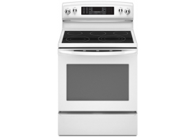 KitchenAid - KERS205TWH - Free Standing Electric Ranges
